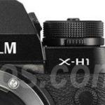 富士フイルムX-H1はヘッドフォンジャックを搭載、4K Photo機能も搭載される!?