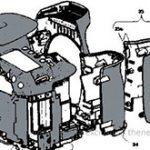 キヤノンが新しいタイプのグリップ内での放熱システムを開発中!?