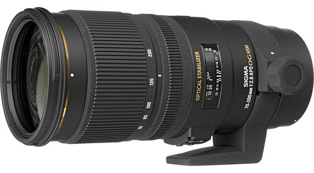 シグマが「70-200mm F2.8 DG OS HSM | Sports」と「70-200mm F4 DG OS HSM | Contemporary」を発表する!?