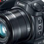 キヤノンが業務用ビデオカメラ「XC15」スタイルのEFマウント機を発表する!?