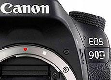キヤノン EOS 90D