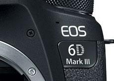 キヤノンEOS 6D Mark III