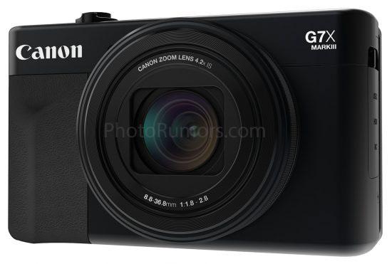 キヤノン PowerShot G7 X Mark III