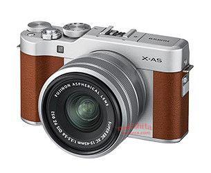 富士フイルム「X-A5」と「XC15-45mmF3.5-5.6 OIS」
