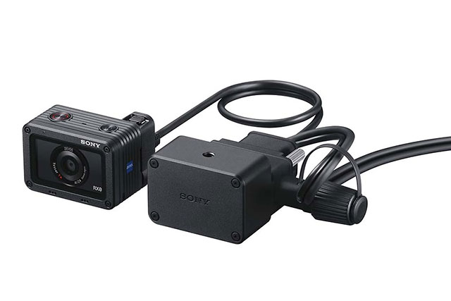 ソニーRX0が無線で50台のコントロール可能に。有線なら最大100台まで遠隔操作可能。