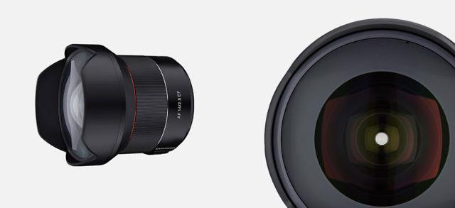 サムヤンがEFマウント用AFレンズ「AF 14mm F2.8 EF」を発表。