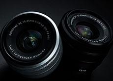 フジノンレンズ XC15-45mmF3.5-5.6 OIS PZ
