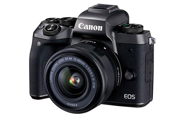 キヤノンの新しいEOS M用の単焦点レンズ