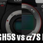 パナソニックGH5Sの高感度性能は、ソニー α7S IIの上を行く模様。