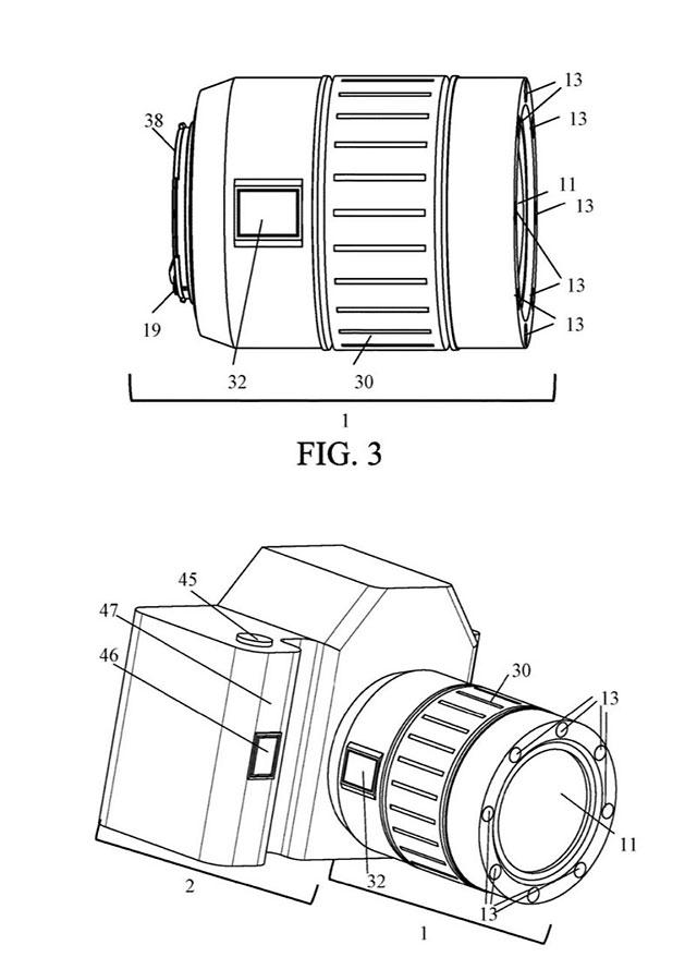 キヤノンが指紋認証でロックするカメラとレンズを開発中!?
