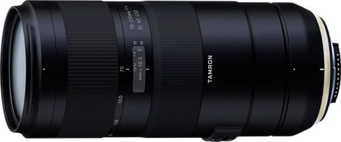 70-210mm F/4 Di VC USD (Model A034)
