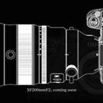 富士フイルム「XF200mmF2 R LM OIS WR」が、もうすぐ登場する!?