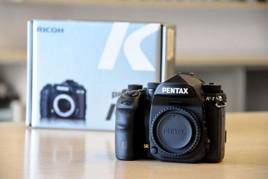 PENTAX K-1 ディスコン