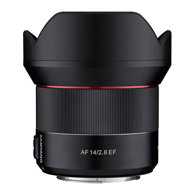 SAMYANG 14mm F2.8 EF