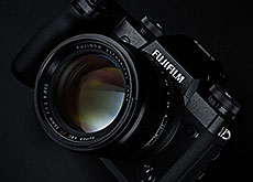 富士フイルムが「FUJIFILM X-H1」