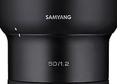 サムヤン「XP50mm F1.2」