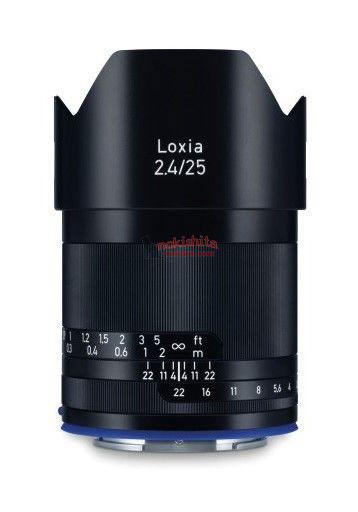 ツァイス「Loxia 2.4/25」
