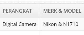 ニコン N1710
