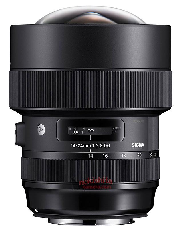 SIGMA 14-24mm F2.8 DG HSM | Art