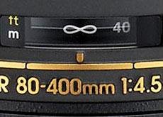 AF-S NIKKOR 80-400mm f/4.5-5.6G ED VR ディスコン
