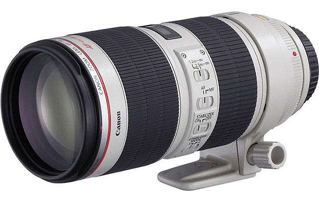EF70-200mm F2.8L IS III USM