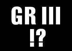 リコー GR III