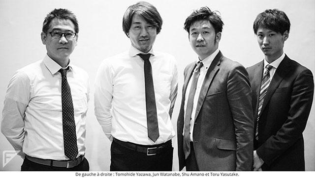 富士フイルムのマネージャーへのインタビュー