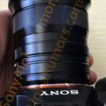 フルサイズEマウント用のLAOWA 10-18mmズームレンズのリーク画像