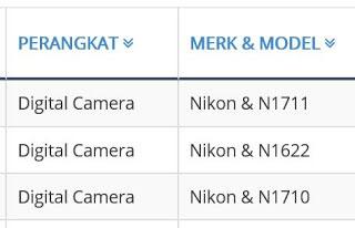 ニコンの未発表カメラ「N1711」