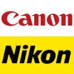キヤノンとニコンが、今年中にはフルサイズミラーレス機を発売する模様。