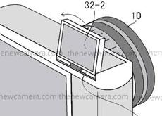 富士フイルムの将来のXシリーズにはチルト式の上面モノクロサブディスプレイが搭載される!?