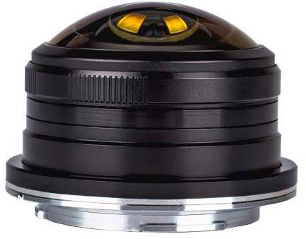 Laowa 4mm f/2.8 Fisheye MFT