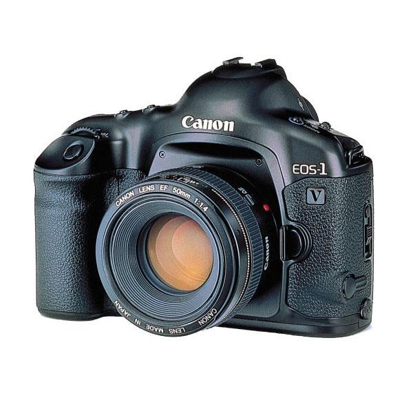 キヤノンがついにフィルムカメラの販売を終了する模様。フィルム一眼レフ「EOS-1v」を販売終了。