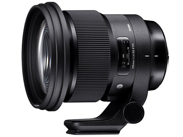 シグマが「105mm F1.4 DG HSM | Art」とEマウント用「35mm F1.4 DG HSM | Art」&「24mm F1.4 DG HSM | Art」の発売日と価格を発表