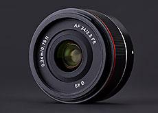 サムヤン「AF 24mm F2.8 FE」