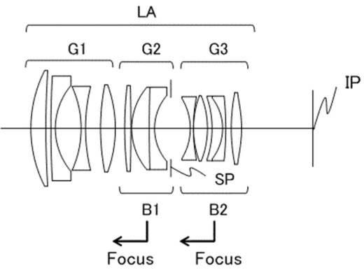 キヤノンがフルサイズ一眼レフ用の可変ソフトフォーカス58mm F1.4を開発中!?