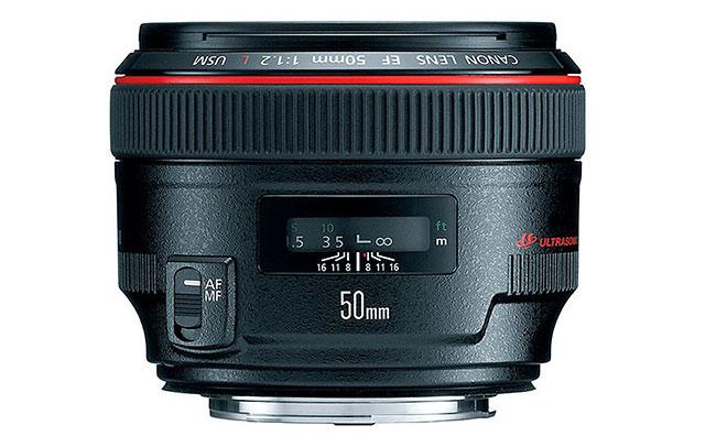 キヤノンが新しい50mm単焦点レンズを写真家にテストさせている!?