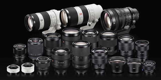 ソニーは今後フルサイズEマウント向け単焦点レンズのハイエンドモデルに注力する!?