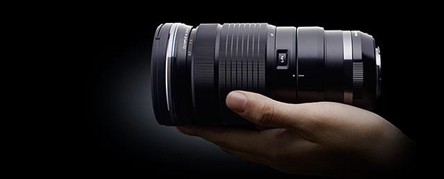 オリンパスがM.ZUIKO PROシリーズの150-400mmズームレンズを開発中!?