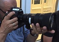 ニコン「AF-S NIKKOR 500mm f/5.6E PF ED VR」の実機が2018ワールドカップのパーティでお披露目された模様。