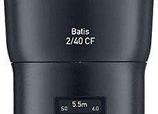 Batis 2/40 CF
