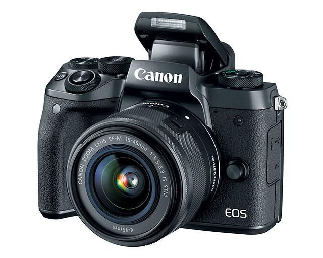 EOS M5 Mark II
