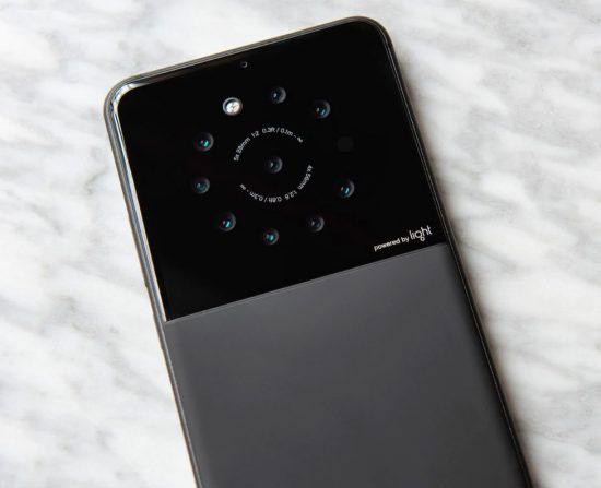 Lightが9つのカメラを搭載したスマホを開発中