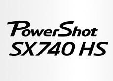 キヤノン PowerShot SX740 HS
