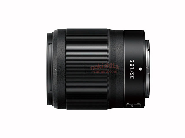 NIKKOR Z 35mm f/1.8 S