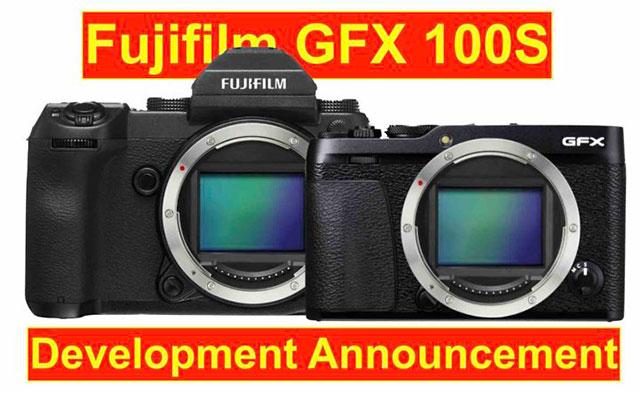 富士フイルム「GFX 50R」と一緒に、1億画素の中判ミラーレス「GFX 100S」が9月25日に発表される!?