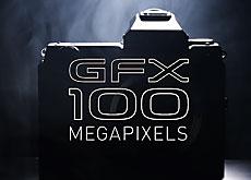 中判ミラーレスカメラ「GFX 100Megapixels Concept」