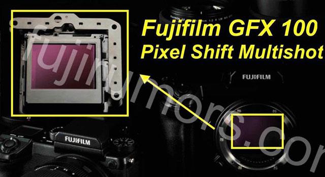 富士フイルムの「GFX 100S」は、1億画素センサーでのピクセルシフトマルチ撮影が可能になる!?