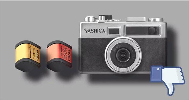 ヤシカ「digiFilm Camera Y35」