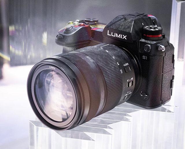 パナソニックのフルサイズミラーレス「LUMIX S1R」は、4000ドルに近い価格になる!?